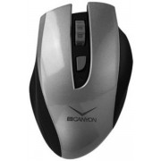 Mouse Wireless Canyon Rechargeable (Gri)