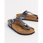 Birkenstock Gizeh sandal in cosmic sandal anthracite-Grey - female - Grey - Size: 38