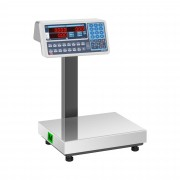 Price Scale - 30 kg - dual LED - accuracy class III (commercial scale)