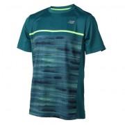 ニューバランス newbalance 【40%OFF】コンペティションゲームシャツ メンズ > アパレル > テニス > トップス ブルー・青 セール SALE