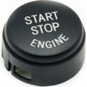 Capac buton start stop BMW F10 F11 F30 X1 X3 X4 X5 X6 negru