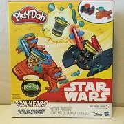 Play-Doh Star Wars Luke Skywalker vs. Darth Vader & Play-Doh Glow In the Dark