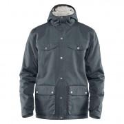 Fjällräven Greenland Winter Jacket M herrjacka Man Dusk/Off White