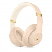 Apple Wireless Headphones Beats Studio 3 - The Beats Skyline Collection - Desert Sand MTQX2ZM/A