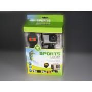 Sports Hd Dv 1080p 1.5 Tft Screen Stabilizzata - Sports Cam Wifi Full Hd H264 - 2 Anni Di Garanzia