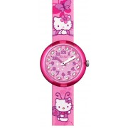 Swatch Hello Kitty Buterfly ZFLNP005