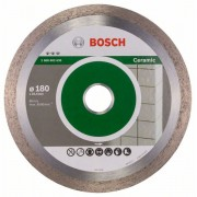 Диск диамантен за рязане Best for Ceramic, 180 x 25,40 x 2,2 x 10 mm, 1 бр./оп., 2608602635, BOSCH