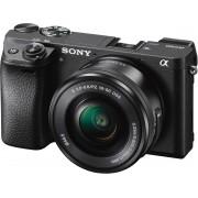 Sony A6300 + 16-50mm - Zwart