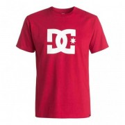 DC Shoes Tee-shirt DC Shoes Star Red
