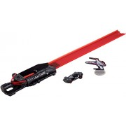 Hot Wheels Star Wars Lightsaber Blast & Battle Darth Vader Vehicle