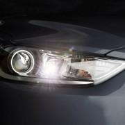 Pack LED veilleuses pour Mitsubishi Outlander Phase 2