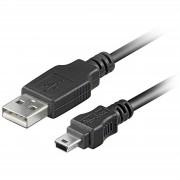 StudyShop USB-kabel till grafräknare (Nspire, TI-84 Plus CE-T m.fl.)