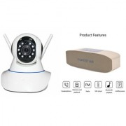 Mirza Wifi CCTV Camera and Hopestar H11 Bluetooth Speaker for LG OPTIMUS L4 II(Wifi CCTV Camera with night vision |Hopestar H11 Bluetooth Speaker)