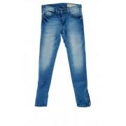 Diesel Jeans SKINZEE LOW in Denim stretch taglia 4 A