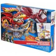 Hot Wheels Dragon Destroyer Track Set X9300
