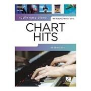 Really Easy Piano - Chart Hits, Paperback/Hal Leonard Corp