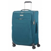 Samsonite Spark SNG Medium 67cm Expandable Suitcase - Petrol Blue