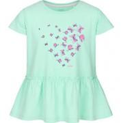 Bluzka z krótkim rękawem dla dziewczynki 3-8 lat