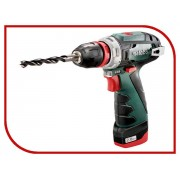 Электроинструмент Metabo PowerMaxx BS Quick Basic 2x2.0Ah Case 600156500