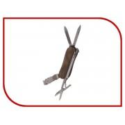 Victorinox Мультитул Victorinox NailClip Wood 580 0.6461.63