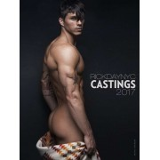 Calendar 2017 Rick Day NYC Castings