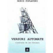 Versuri automate - Boris Poplavski