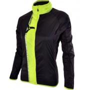femei ultra lumină jacheta Silvini GELA WJ802 negru-neon