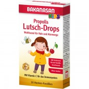 Bakanasan Propolis Lutsch-Drops 30 Stk.