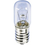 Bec tubular 220 - 260 V, 5 - 7 W, soclu E14, transparent, Barthelme