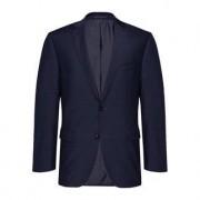 Modul-Anzugweste, -Anzughose oder -Anzug-Sakko Super-120, Sakko - 26 - Blau