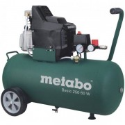 Metabo Basic 250-50 W Compressor 50 liter tank 8 bar