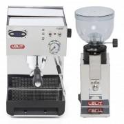 "Kaffeemaschinen Lelit ""Anna PL41TEM"" + ""Fred PL043MMI"""