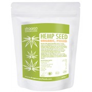 Seminte de canepa decorticate raw bio 200g