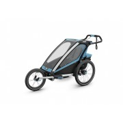 THULE Thule Chariot Sport 1 - Blue - Bike Trailers & Seats
