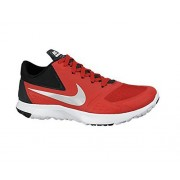 Nike Men's Fs Lite Trainer II University Red,Metallic Platinum,Black,White Outdoor Multisport Training Shoes -11 UK/India (46 EU)(12 US)