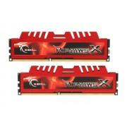 Zestaw pamięci RAM G.SKILL RipjawsX F3-12800CL9D-4GBXL DDR3 DIMM 4GB 1600 MHz