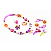 Set bijuterii flori