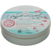 Lavera Basis Sensitiv creme de dia nutritivo e hidratante para pele seca 150 ml