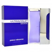 Paco rabanne ultraviolet man eau de toilette 100 ml spray