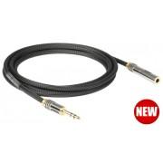 Cablu Extensie Jack 6.3mm GoldKabel Black Edition 10 metri