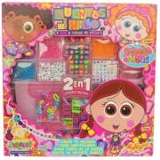 Juguete Mi Alegria Cuentas Al Hilo Distroller Diseña Tu Pulsera!!!