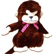 Cute Monky Soft Toy (Coffee) - 40cm