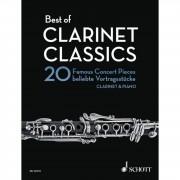 Schott Music Best of Clarinet Classics Rudolf Mauz