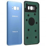 Clappio Tampa Traseira Azul para Samsung Galaxy S8 Plus