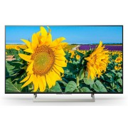 Televizor LED Sony BRAVIA KD55XF8096, 139 cm, 4K, Smart TV, X-Reality™ PRO 4K, Android TV, Clasa energetica A, Negru