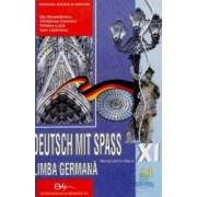Manual germana clasa 11 L1 - Deutsch mit spass -Ida Alexandrescu Christiane Cosmatu Kristine Lazar Ioan Lazarescu
