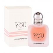 Giorgio Armani Emporio Armani In Love With You Freeze eau de parfum 50 ml Donna