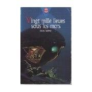 20 000 lieues sous les mers - Jules Verne - Livre