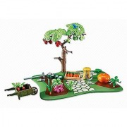 Playmobil Add-On Series - Orchard and Vegetable Garden