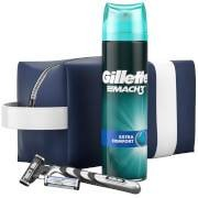 Gillette Mach3 Razor Travel Bag Gift Set